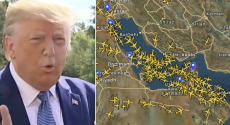 US Aircraft Will Not Fly Over Iran And Surrounding Volatile Areas Amid Rising Tensions