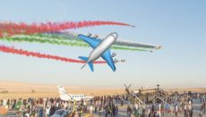 Details About The Second Ever Saudi International Airshow Have Been Revealed