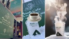 There Is A Saudi Arabian-Themed Cafe In Davos And It Is All The Rage